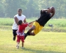 'Outstanding Catch!' Great-nephew Roy Lee Lewis III