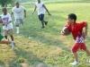 \'Perfect form, Coach!\' Great-nephew Brice