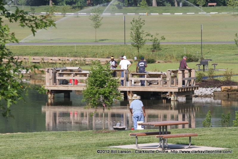 Liberty Park Opens To Waiting Clarksvillians Clarksville