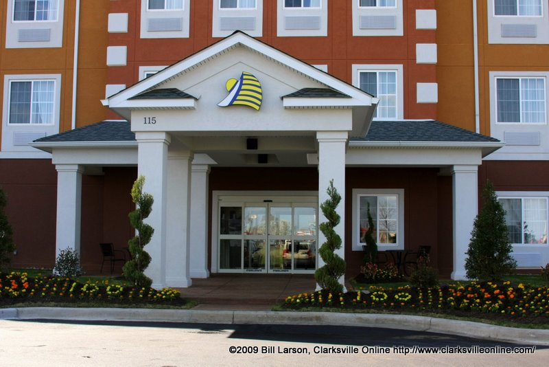 Main Stay Suites Clarksville opens its doors
