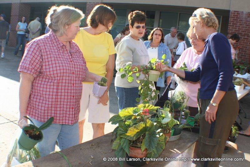 The Master Gardeners Plant Sale
