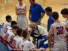 Montgomery Central Boy's Basketball vs. Hickman County.