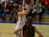 Montgomery Central Girl's Basketball loses 53-36 to Hickman County.
