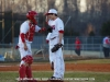 Montgomery Central Baseball loses to Rossview Hawks