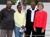 Kim McMillan with Terry and Wanda McMoore, John Ferguson and Ivan Roberts