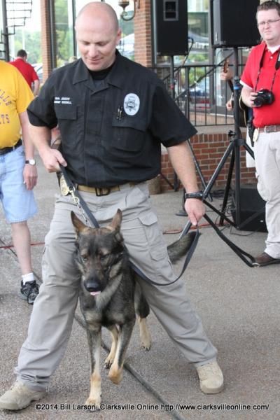 gary mathews motors recognized  donation  ballistic  stab proof vests  montgomery