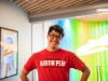 APSU art student Jeremy Vega