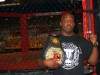 Anthony Stevens, a Fort Campbell soldier Light Heavy Weight champ