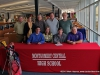 Montgomery Central High School Golf's Tyler Britt signing Day signs with the Bethel University Wildcats Wednesday, February 11th.