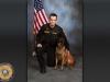 Montgomery County Sheriff's Deputy Kelley Potter and K9 Mallie