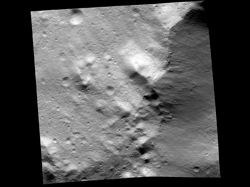 Nasa S Dawn Spacecraft Obtains First Low Altitude Images
