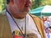 Faron Weeks, Powwow MC and White Horse Singers Drumkeeper