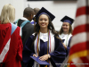 Northeast High School Class of 2018 received diplomas in commencement exercises at APSU's Dunn Center.