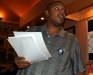 Tyrone Taylor, Tennessee for Obama
