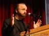 Peter Jordan gives his presentation