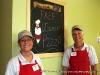 Ragazza Pizza Co-owners Julie Rhoads and Maryellen Katz