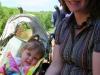 Clarksville Online Author Beth Britton and her daughter Elle-Girl