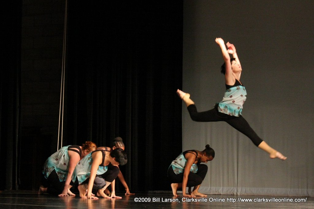 Untitled, choreographed by Walter Riley Braem Jr. & danced by Caitlin, Abby, Alaine, Brittany, and Laquimah