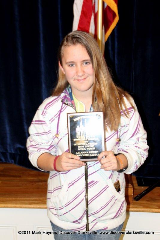 dar essay contest winners 2011