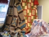 Quilt show at Quilt and Sew at Golden threads in Trenton, KY.