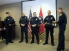 Chief presenting awards. (Photo by CPD-Jim Knoll)