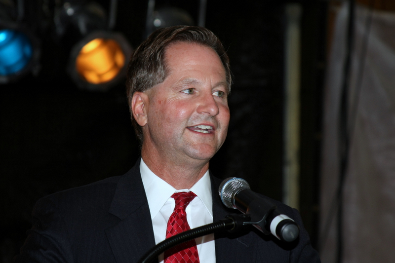 Tim Barnes says he will fight for this senate seat!