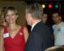 Miriam Uffelman with Tim Barnes