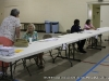 Poll workers at Cumberland Presbyterian Church (District 21)