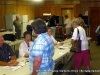 Mr Chambers and his wife serving as poll workers at the Central Civitan Building (District 4b)