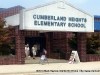 Their voting done a elderly couple leaves Cumberland Heights Elementary School (District 6A)