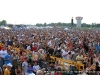 A view of the crowd at the Salute the Troops Concert at Fort Campbell, Ky