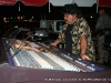 The audio engineer ensures a quality performance for the performers at the Salute the Troops Concert at Fort Campbell, KY