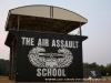 Dawn arrives at the Sabalauski Air Assault School