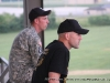 Waiting for the first to finish for the 12 mile Ruck march at the Toughest Air Assault Soldier Competition