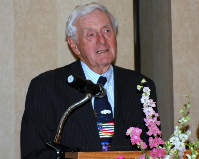 Dinner Keynote Speaker John Seigenthaler Sr.