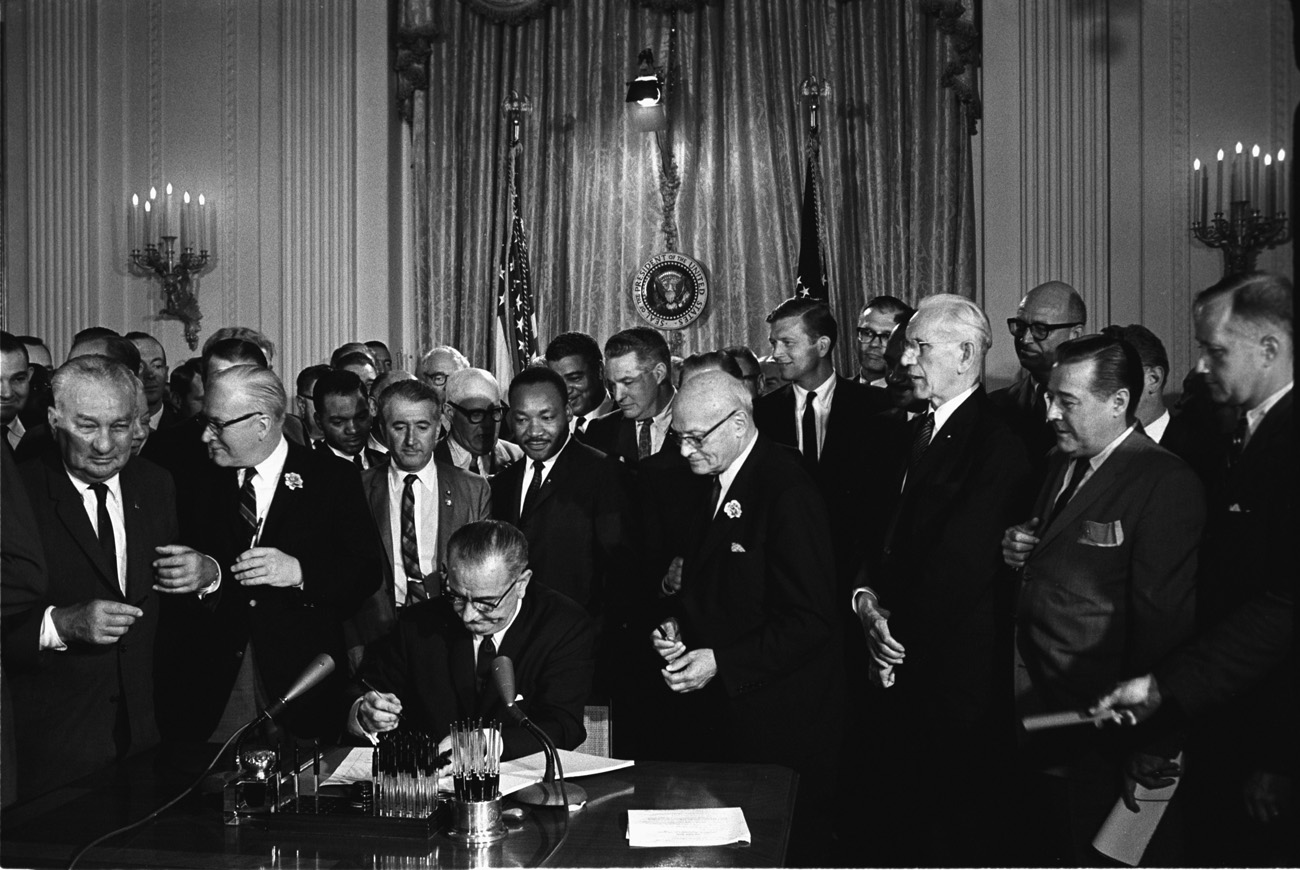 an analysis of the united states congress and the civil rights act in 1964 Congress and the civil rights act of 1964 equal treatment of all americans, regardless of race, was a major debate for decades in the us congress.