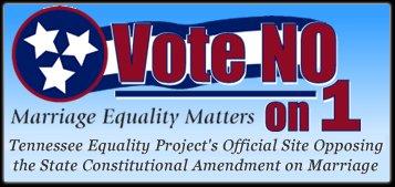 Vote no on 1 TN
