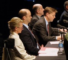 The FCC Commissioners in Nashville, TN