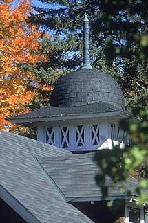Goddard University Clockhouse