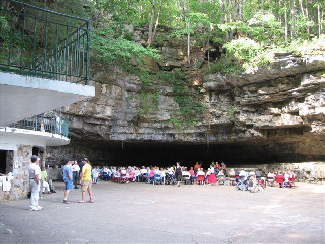 Cool cave
