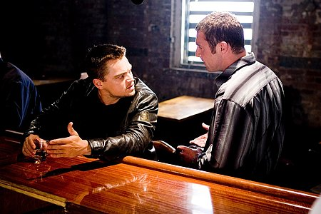 A scene from the movie The Departed
