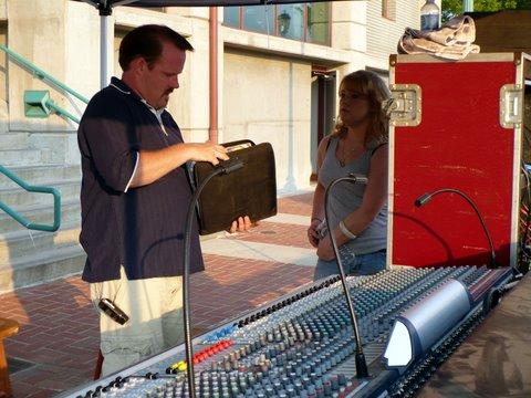 The Audio Technician