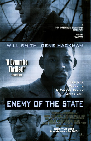 Enemy of the State Poster