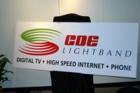 CDE's New FTTH sign Design