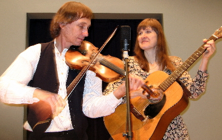 Al and Emily Cantrell