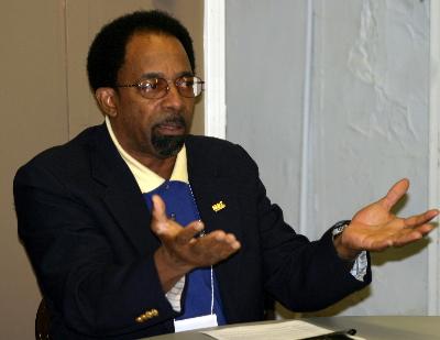 Clarksville NAACP President Jimmy Garland