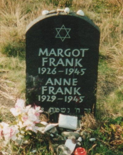 The Grave of Anne Frank