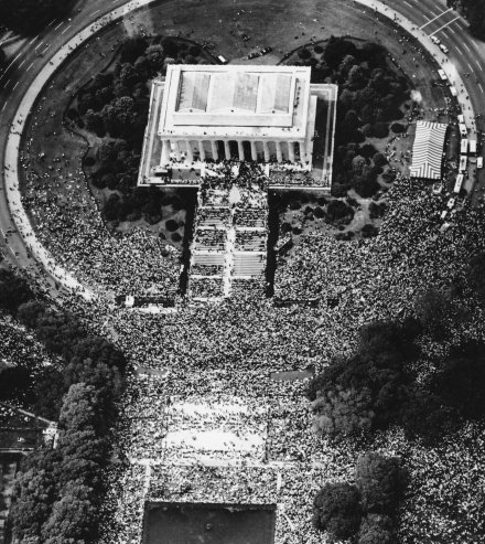 The 1963 March on Washington