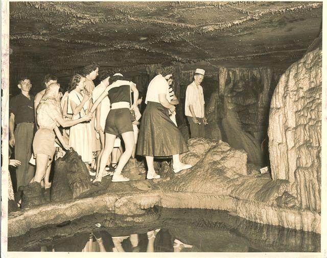 Tour of Dunbar Cave