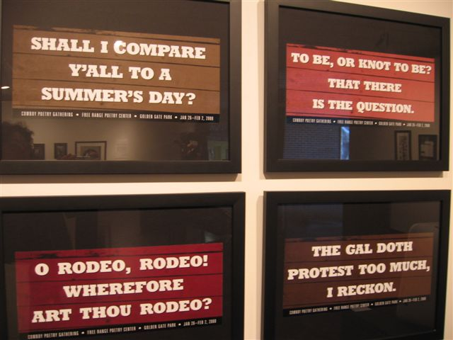 Cowboy Shakespeare
